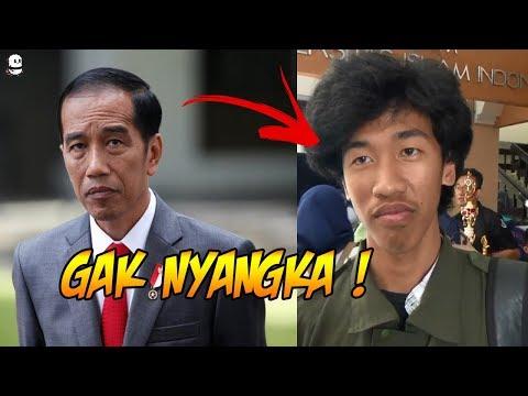 Gak Nyangka, 14 Orang Ini Mirip Jokowi !
