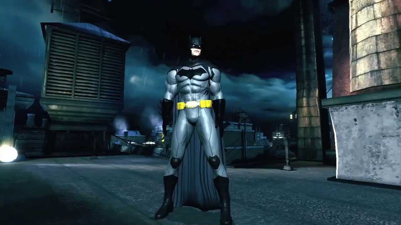 Batman: Arkham Origins Blackgate - GameSpot