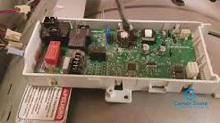 Appliance Repair -  Dryer Repair Troubleshooting Testing Circuit Board Error Code.. Easy Fix
