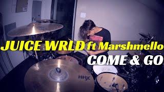 Juice WRLD ft. Marshmello - Come & Go | Matt McGuire Drum Cover