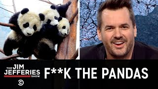 Preparing for Earth's Sixth Mass Extinction - The Jim Jefferies Show
