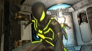 The Amazing Spider-Man 2 - Big Time Suit Unlocked + Gameplay