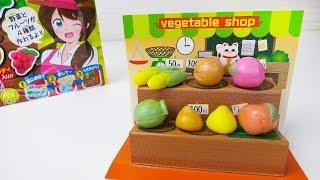 Веганский ларёк из мягких конфет - Yaoya San Fruit & Vegetable ~ Японские вкусняшки ~