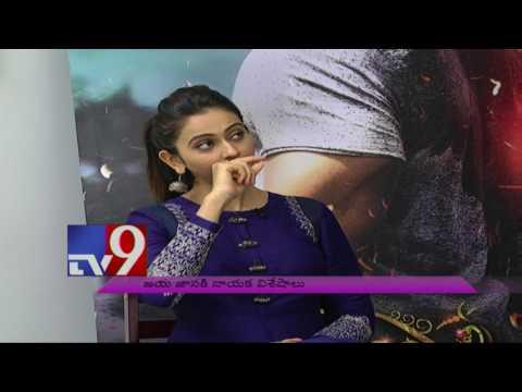 Rapid Fire With Rakul Preet Singh ! - TV9 Exclusive