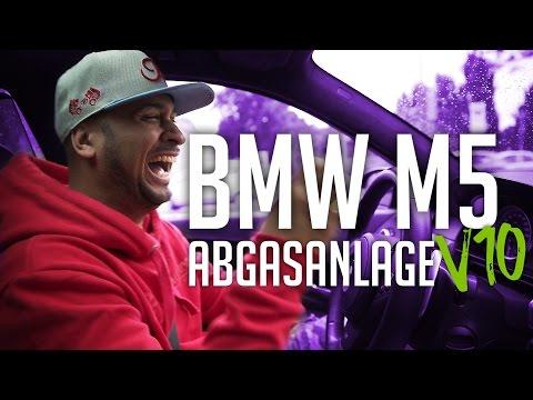 JP Performance - BMW M5 V10 | Abgasanlage