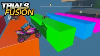 TRIALS FUSION MULTIPLAYER #3 with The Sidemen (Trials Fusion Xbox One MP)
