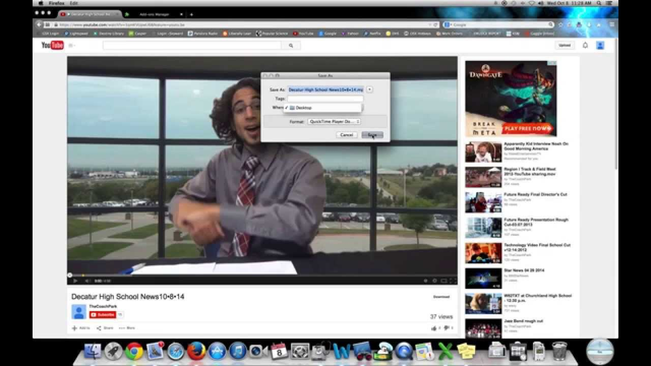 How To Download Youtube Videos  For Teachers