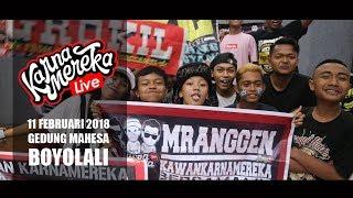 Video KARNAMEREKA - BOYOLALI (Showcase Event) #karnamerekalive download MP3, 3GP, MP4, WEBM, AVI, FLV Juli 2018