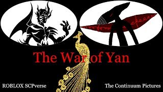 ROBLOX SCPverse: The War of Yan