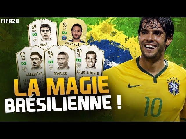 FIFA 20 - LA MAGIE BRÉSILIENNE !