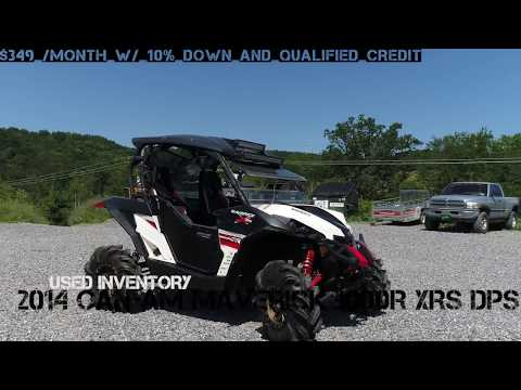 Can Am Maverick 1000R XRS DPS WHITE - Clearfield PA