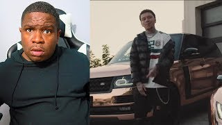FIRST TIME HEARING - Phora - Don't Change [Official Music Video] REACTION