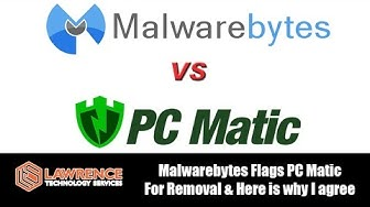 Malwarebytes Flags PC Matic for Removal and Here is Why I Agree