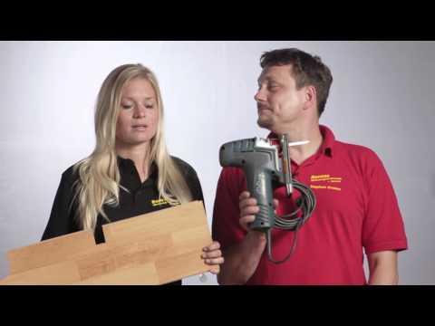 Video Die Laminatschneider - Rentas Werkzeugvermietung
