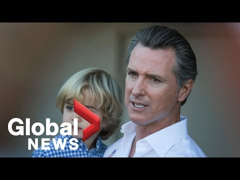Midterm Elections: Gavin Newsom Is Elected California's Next Governor