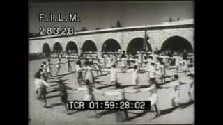 Aswan Dam (stock footage / archival footage)