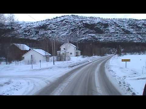 From Hammerfest to Øksfjord