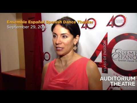 Ensemble Español Spanish Dance Theater | 2016-17 Season | Auditorium Theatre