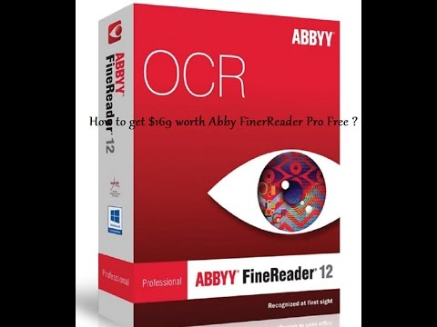abbyy finereader 12 download free