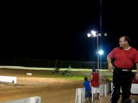 Brandie 105 Speedway 6-27-09