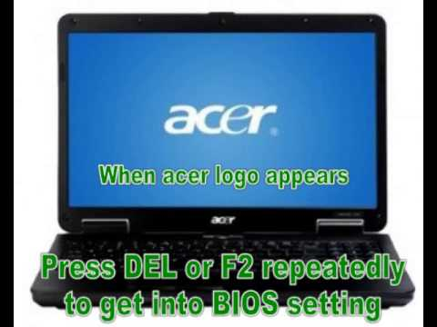 how to factory reset acer aspire laptop windows 7 without cd