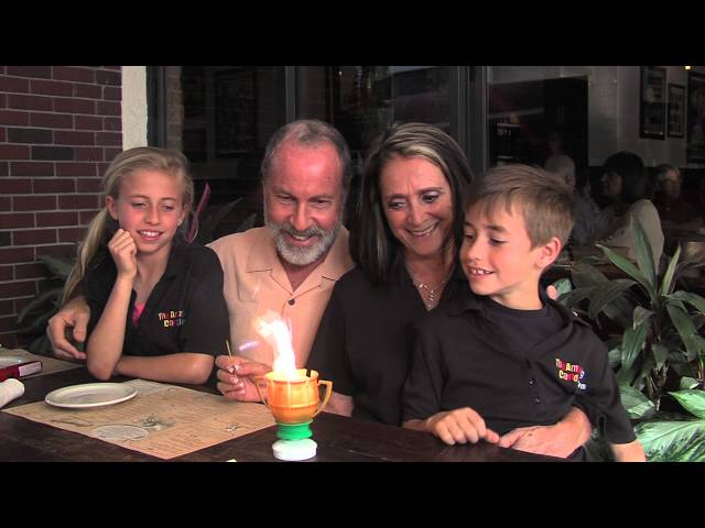 WOWZZA the Amazing Candle Birthday Celebrations - Family
