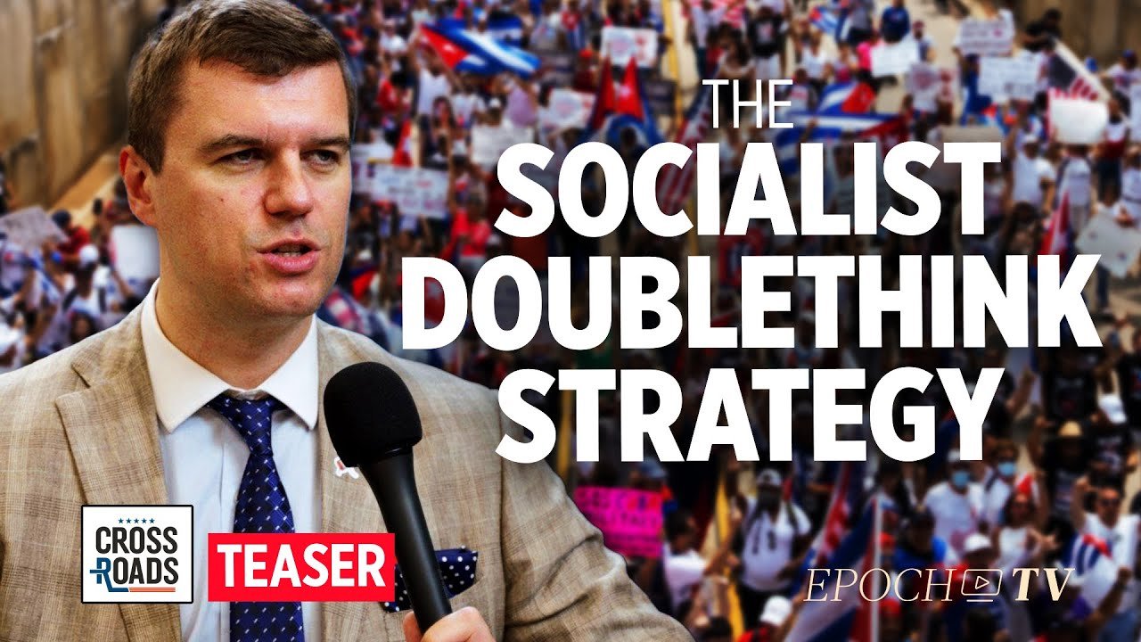 American Socialists Use Doublethink to Ignore Cuban Anti-Communist Protests—Zilvinas Silenas