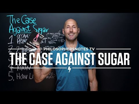 PNTV: The Case Against Sugar by Gary Taubes