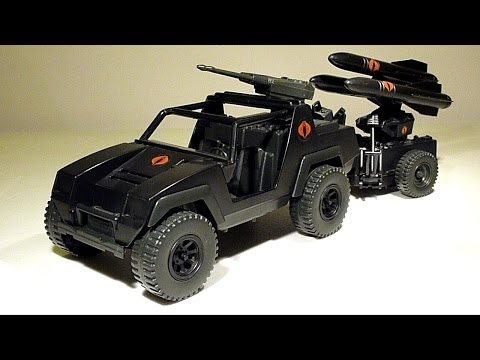 1983 MSV Cobra Combat Set (Sears Canada Exclusive) G.I. Joe review