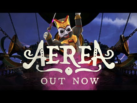 AereA - Launch Trailer PEGI