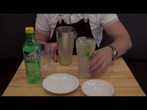 14.  МОХИТО. Рецепт и калькуляция мохито  Как приготовить холодный напиток Мохито