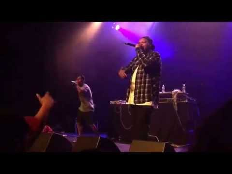 """People Under The Stairs - """"The LA Song / The Breakdown / Montego Slay"""" (Live @ The Fonda, 11/22/15)"""