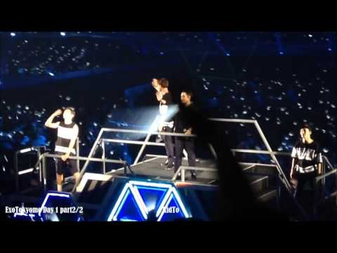 151106 EXO PLANET #2 – The EXO'luXion In Tokyo Dome Day 1 Part 2/2