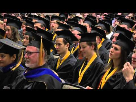 University of Iowa College of Engineering Commencement - December 19, 2015 on YouTube