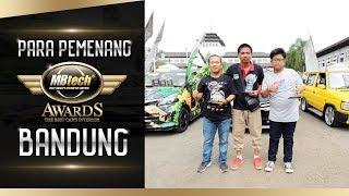 Para Pemenang MBtech Awards Bandung