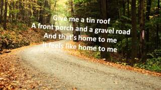 Little Big Town -Boondocks (lyrics)