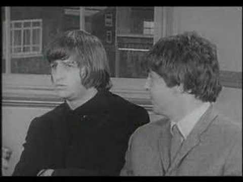 The Beatles Interveiw MBE 1965