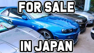 CARS FOR SALE IN JAPAN - Are Cars In Japan Really Cheaper?