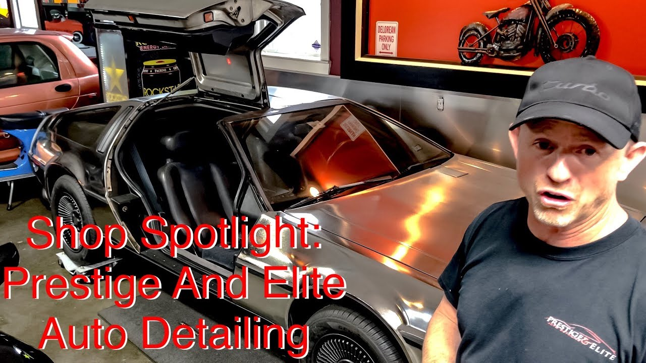 Elite Auto Detailing >> Shop Spotlight Prestige And Elite Auto Detailing North Hampton Nh S1e2