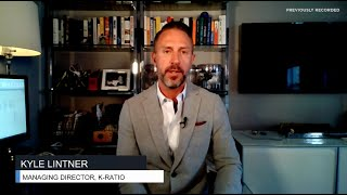 "K-Ratio's Kyle Lintner Discusses Freight Conditions on FreightWaves TV's ""Freight Forecasting"""