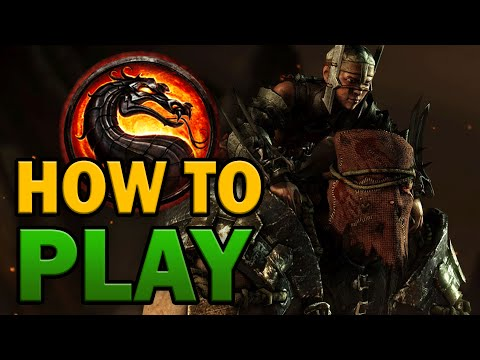 How to Play: FERRA/TORR (Every Variation) - Mortal Kombat X [HD 60fps]