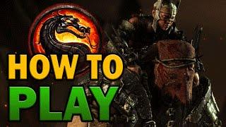 How to Play: FERRA/TORR (Every Variation) - Mortal Kombat X [HD 60fps]