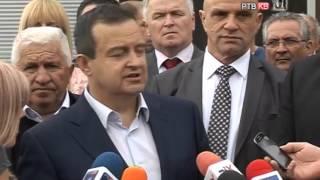 Prilog   RTVKV   Ivica Dacic u Kraljevu
