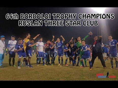 Three Star Club wins 64th Bordoloi Trophy, Sings Rato Ra Chandra Surya. GoalNepal