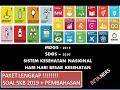 MDGs, SDGs, SKN & Hari Besar Kesehatan - SKB KESEHATAN PERAWAT