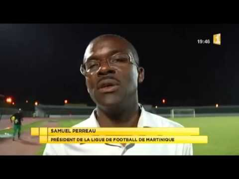Report on Martinique - Group 3 - Caribbean Cup 2012