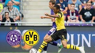 Austria Wien - Borussia Dortmund (0-1) | Full Highlights| Who Scores the 1st BVB Goal 2018/19?