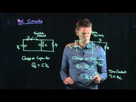 Resistors and Capacitors