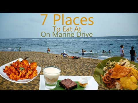 7 Places To Eat At On Marine Drive