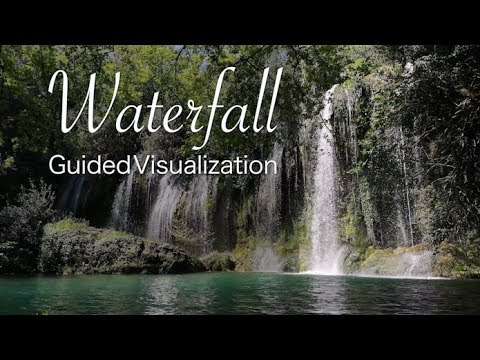 """Waterfall"" Guided Visualization for Transformation & Renewal"